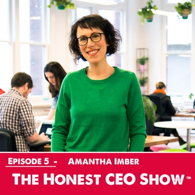 Dr Amantha Imber, an innovation psychologist, best-selling author,