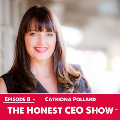 Catriona Pollard, Founder and Director of CP Communications