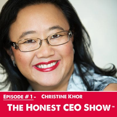 Christine Khor, MD of Chorus Executive,