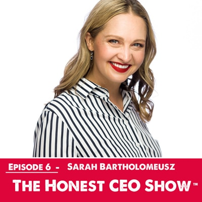 Sarah Bartholomeusz is a South Australian Lawyer Entrepreneur and Author